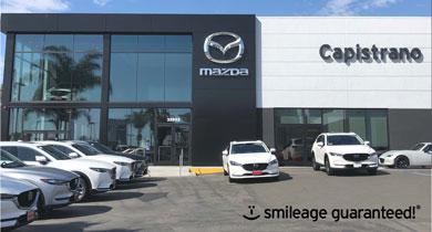 Capistrano Mazda