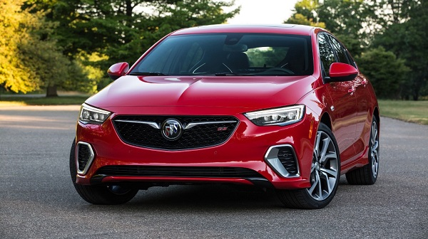 2020 Buick Regal GS
