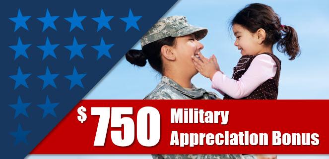 Military Appreciation Bonus