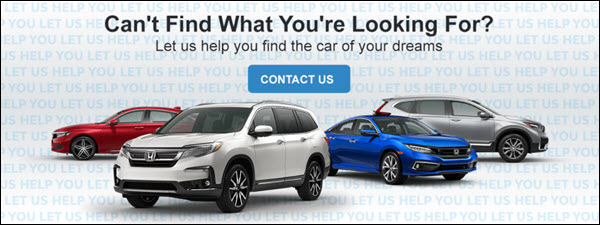 Let Us Help You Find The Car of Your Dreams