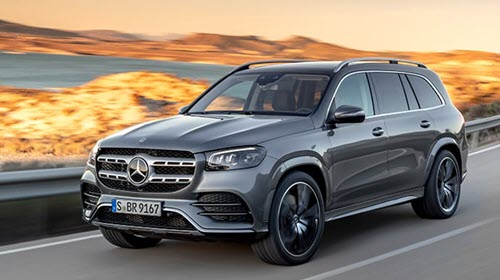New 2020 Mercedes‑Benz GLS