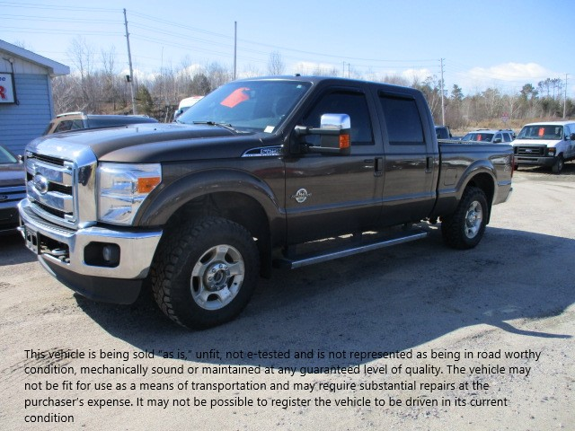 2016 Ford Super Duty F-250 SRW Lariat