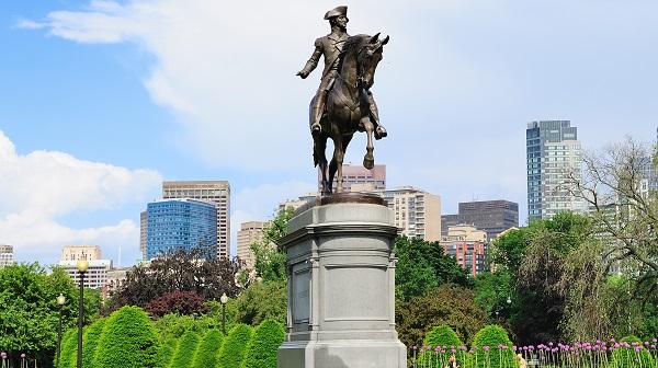 American History Statue