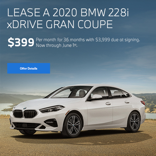BMW May Lease