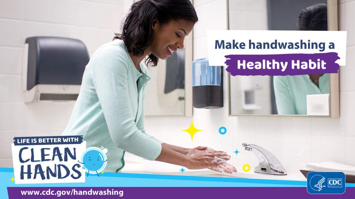 Make Handwashing a Healthy Habit