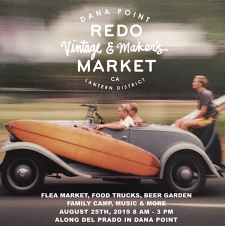 1st Annual Redo Vintage and Maker's Market