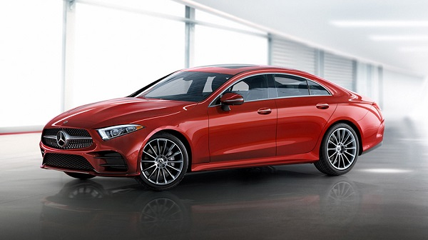2020 Mercedes-Benz CLS Coupe
