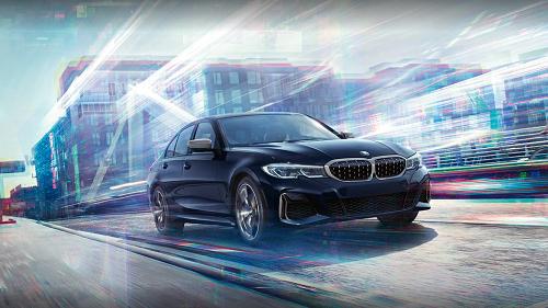 2019 BMW M340i