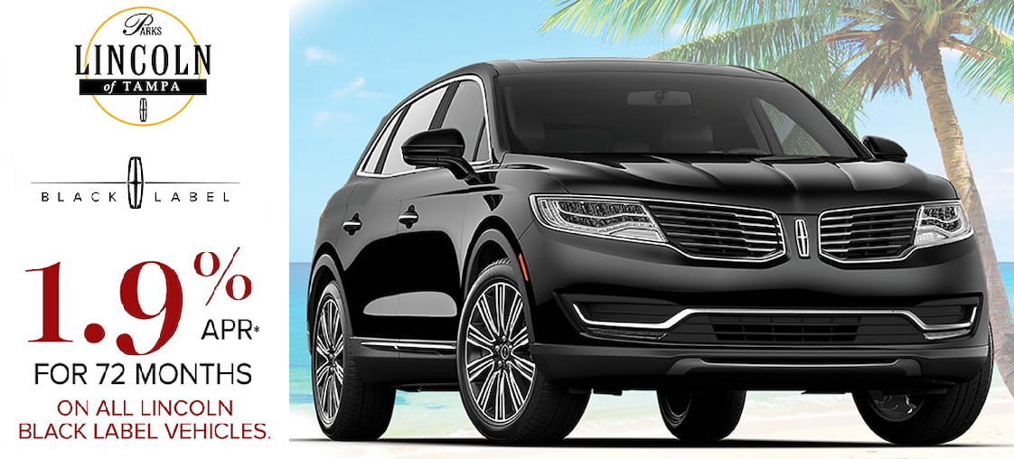Lincoln Black Label Certified Pre-Owned
