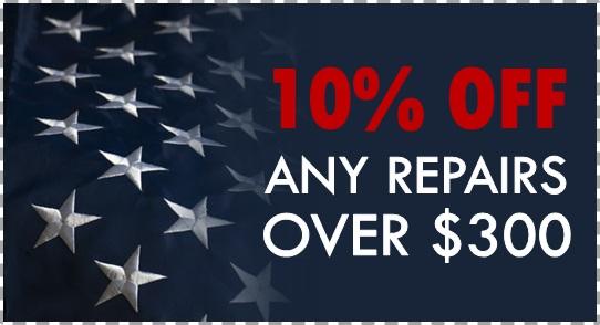 Repairs Discount