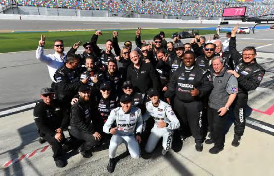 Victory at Daytona
