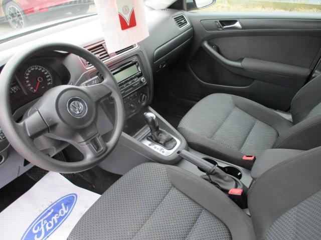 2011 Volkswagen Jetta Sedan Comfortline