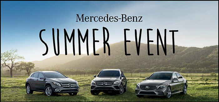 Mercedes-Benz Summer Event
