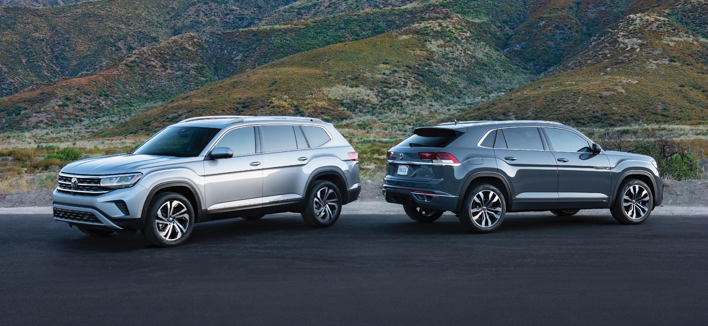 Volkswagen Atlas vs Volkswagen Atlas Cross Sport