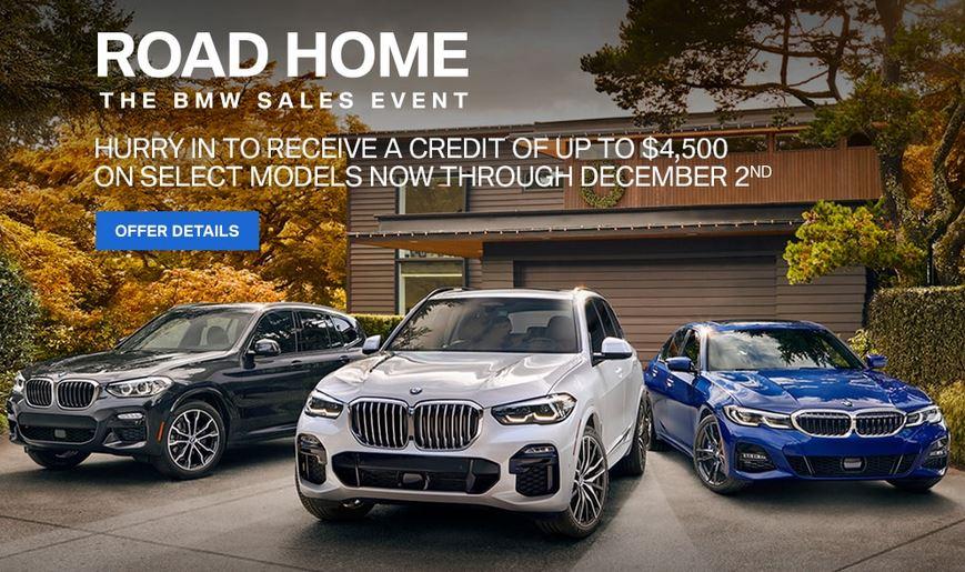 New BMW Specials