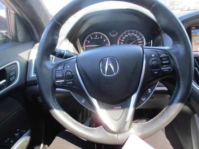 2018 Acura TLX Elite A-Spec