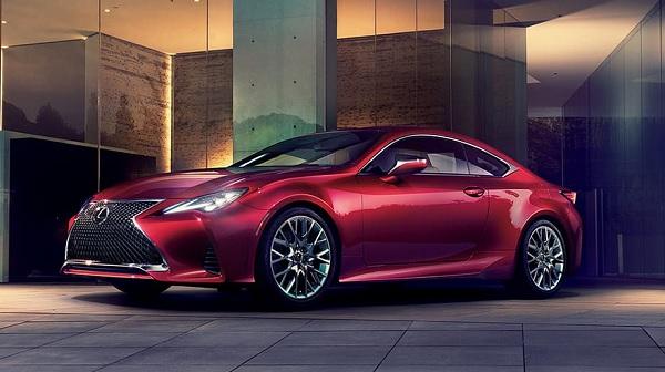 2020 Lexus RC