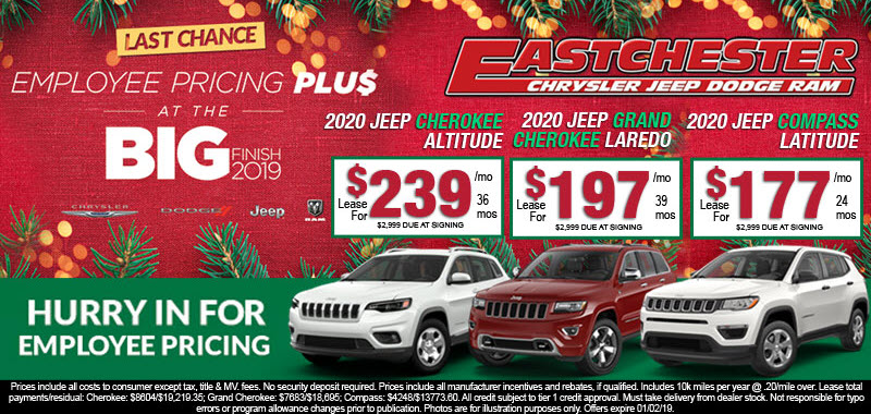 Last Chance For Employee Pricing Plus