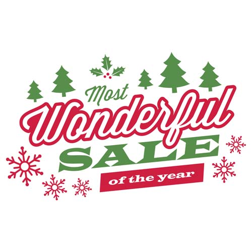 Most Wonderful Sale