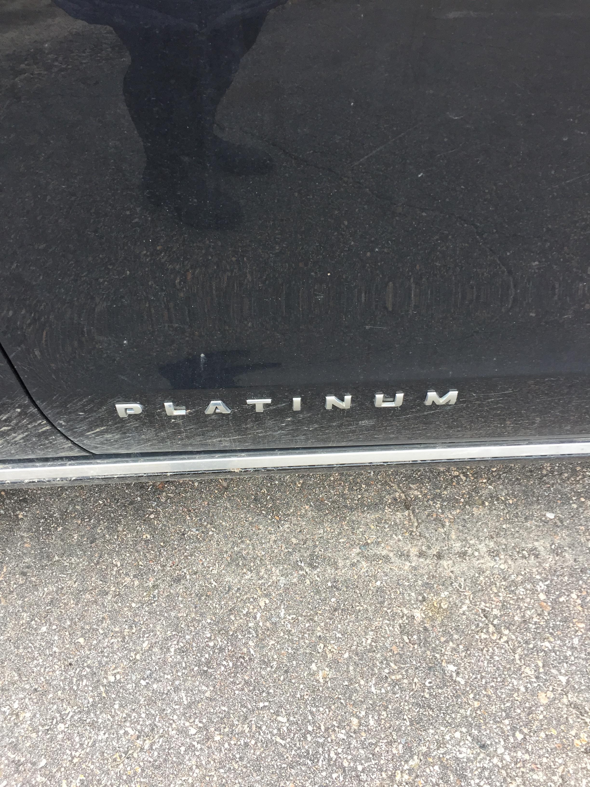2018 Ford Expedition Platinum Max