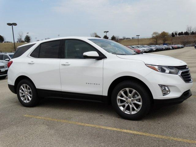 Featured New Vehicle: 2019 Chevrolet Equinox FWD LT