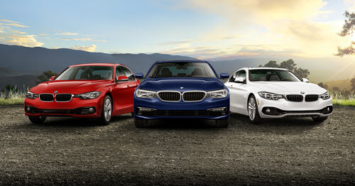 2018 BMW Demos