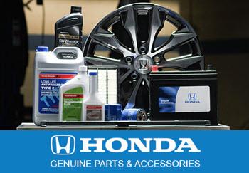 April Honda Parts Specials