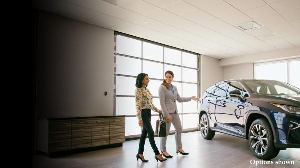 Lexus pre-owned vehicles