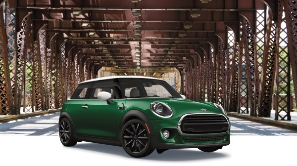 2020 MINI Countryman Oxford Edition