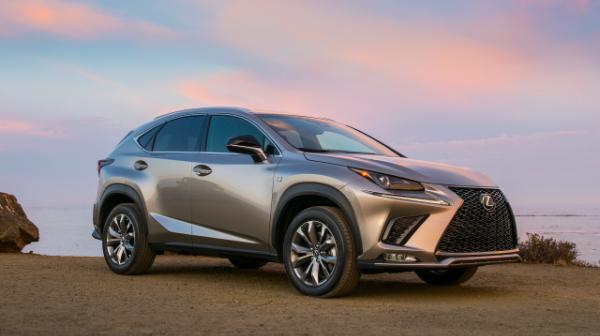 Lexus 2021 New Features