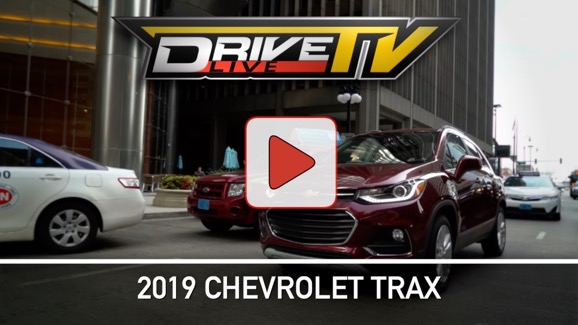 Now on DriveLiveTV: The 2019 Chevrolet Trax