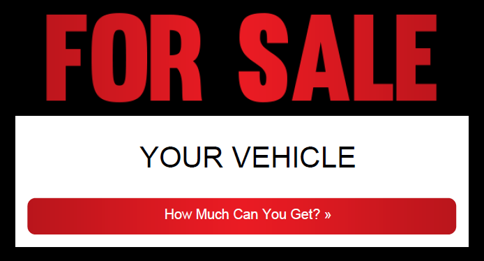 For Sale   Your vehicle