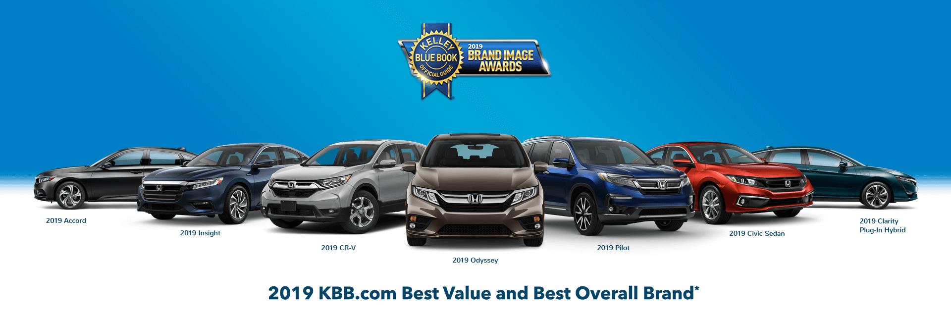 2019 Honda Best Value