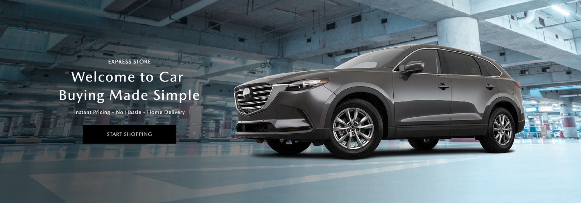Wantagh Mazda's Express Online Store