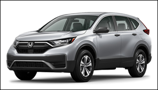 Special Offer: Select New 2021 Honda CR-V SUV Models