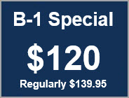 Coupon - B-1 Special