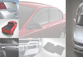 10% OFF GM Accessories
