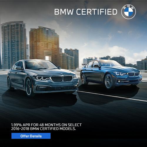 BMW April CPO