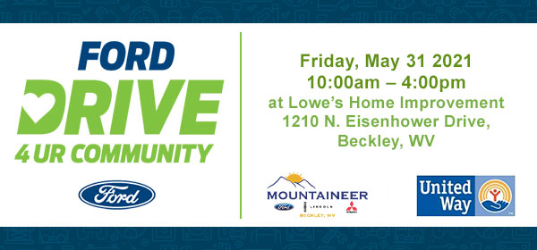 Ford Drive 4UR Community with Mountaineer