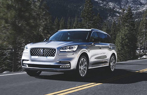 The All-New Lincoln Aviator