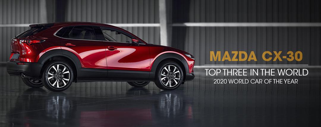2020 CX-30