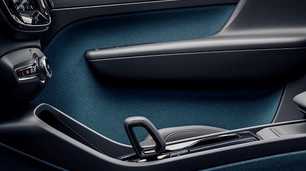 Volvo C40 Recharge Interior