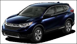 New Year New Special: New 2019 Honda CR-V LX FWD