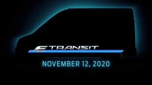 Electric Transit Reveal November 2020