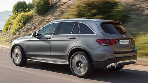 All-New 2020 Mercedes‑Benz GLC SUV