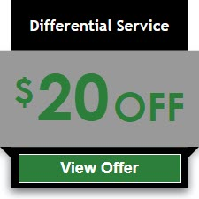 Differential Service Coupon
