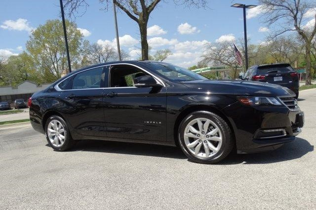 Featured New Vehicle: 2019 Chevrolet Impala LT