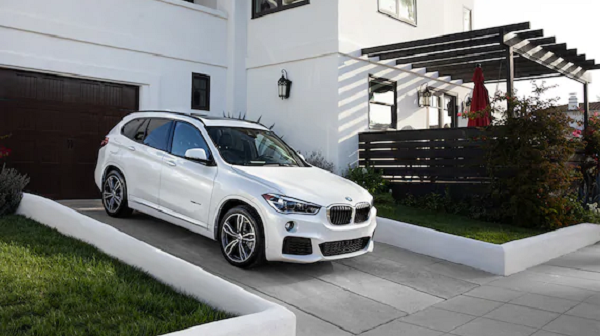 BMW Service at Home