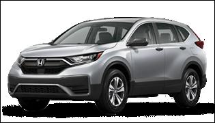 Special Lease Offer: New 2020 Honda CR-V LX