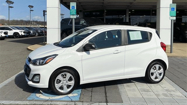 Certified 2021 Chevrolet Spark